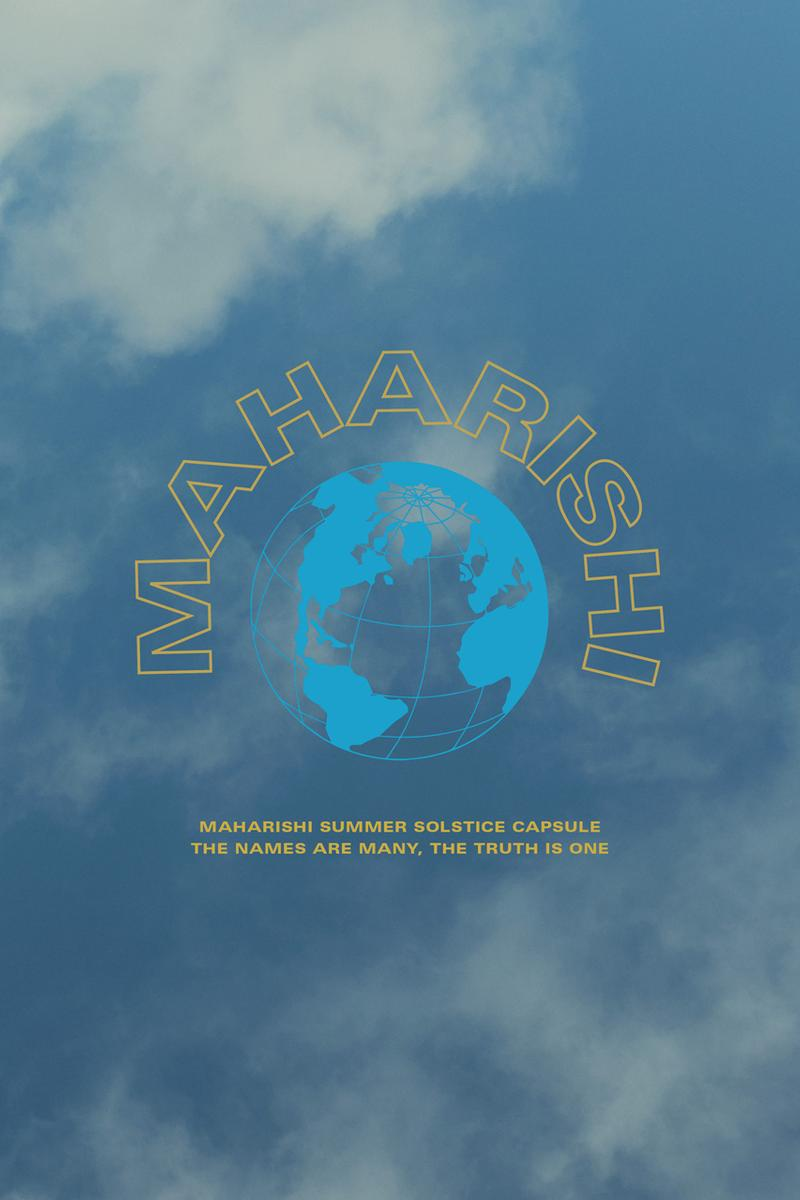 maharishi summer solstice capsule collection release spring summer 2019