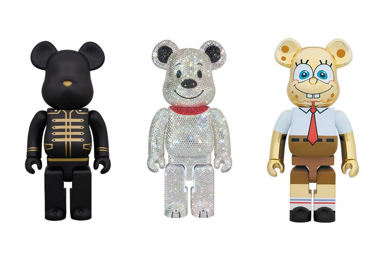 medicome toy exhibition 2019 bearbricks space o tokyo japan