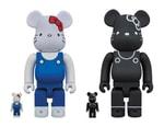 Medicom Toy Drops a Set of Vintage 'Hello Kitty' BE@RBRICKs