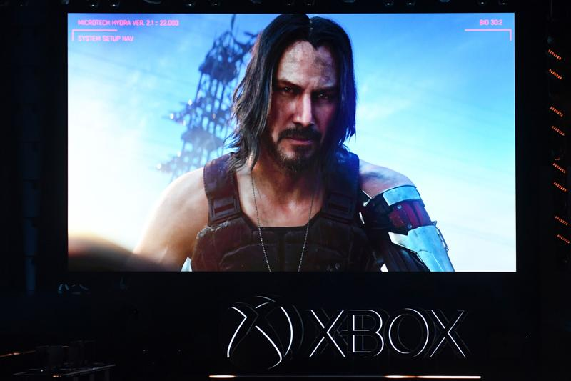 Microsoft E3 2019 Roundup xbox keanu reeves Project Scarlett cyberpunk 2077 star wars jedi fallen order Gears 5 Elden Ring Dragon Ball Z Kakarot Crossfire X Blair Witch Halo Infinite Minecraft Dungeons Tales of Arise Dying Light 2 Phantasy Star Online 2 Battletoads Flight Simulator The Outer Worlds Bleeding Edge Psychonauts 2 Age of Empires II: Definitive Edition orza Horizon 4's Lego Speed Champions Spiritfarer The Legend of Wright Lego Star Wars: The Skywalker Saga  12 minutes Way to the Woods  Gears of Pop!.  Borderlands 3 Wasteland 3  Dead Static Drive Pathologic 2 Star Renegades The Good Life Totally Accurate Battle Simulator Creature in the Well Killer Queen Black Riverbond Unto the End Blazing Chrome Felix the Reaper Undermine Supermarket Shriek Secret Neighbor Ikenfell Lord of the Rings Living Card Game Totem Teller Cross Code Batman Arkham Knight Metro Exodus Hollow Knight Commander Lilith and the Fight For Sanctuary Borderlands The Handsome Collection