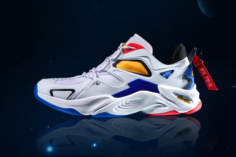 Gundam' x 361° RX-78-2 Sneaker Release