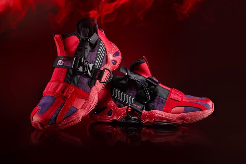 Mobile Suit Gundam 361° MS-06 Zaku II RX-78-2 Sneaker Release Red