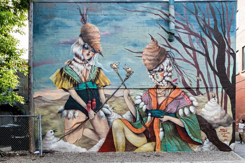 mural festival public street art miss van insane 51 leon ker pichiavo joshua vides