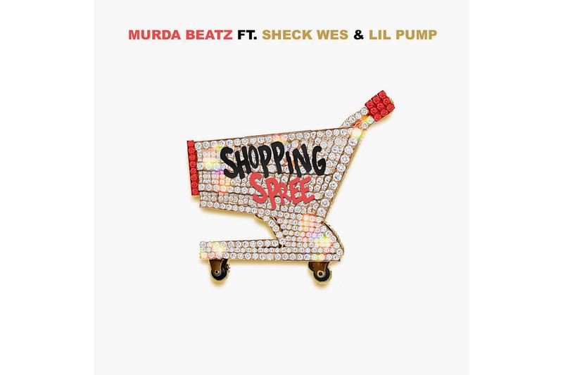 Murda Beatz Shopping Spree featuring Lil Pump Sheck Wes Song Steam