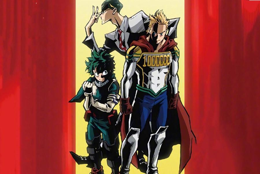 My Hero Academia' Season 4 Gets Second Trailer   HYPEBEAST