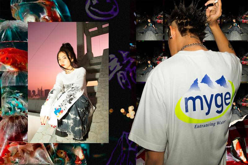 MYGE Summer 2019 Collection Beijing brand streetwear ho chi min vietnam WEANS graphic t-shirts long-sleeves