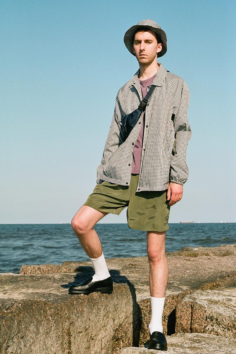 Namu Shop Spring Summer 2019 Editorial Kaptain sunshine eastlogue japanese texas houston Galveston lookbook