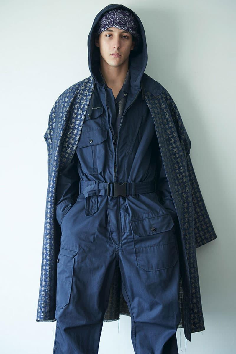 Engineered Garments x IBUKI KOGEISHA CO , LTD  Capsule | HYPEBEAST