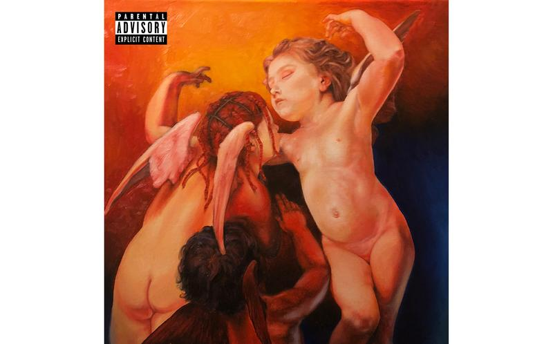 Nessly Standing On Satan's Chest EP LP Project Stream Lil Keed 6Dogs  Killy Yung Bans Lil Yachty