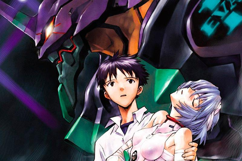 Netflix Neon Genesis Evangelion English Dub redub June Arrival anime animation