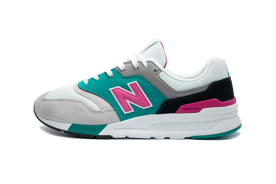 best authentic 395e9 ff085 New Balance 997H Grey/Turquoise