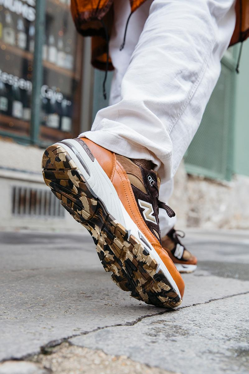 new balance summer 2019 fall winter made in uk england britain season two flimby london paris 991 mtl575 hiking trail sneaeker 1530 577 release information order cop purchase buy how to release date details first look lookbook