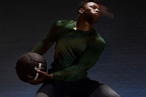 Nike Invents a High-Tech AeroAdapt Fabric for Peak Performance
