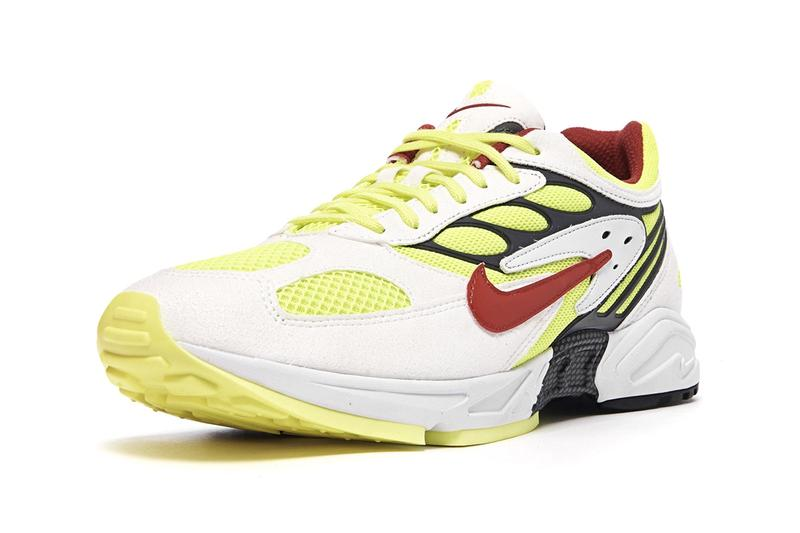 """Nike Air Ghost Racer """"White/Atom Red-Neon Yellow-Dark Grey"""" sneaker where to buy price release 2019"""