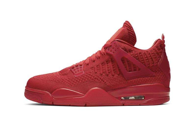 4f5220839c5 30th-Anniversary Air Jordan 4s Come in Vibrant Flyknit Colorways