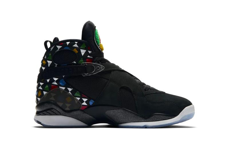"Nike Air Jordan VIII ""Quai 54"" sneaker where to buy price release 2019"