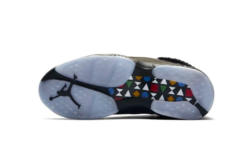 "Nike Air Jordan VIII ""Quai 54"" Release Info drop date pricing snkrs jordan brand CJ9218-001 stockist time place june 15"