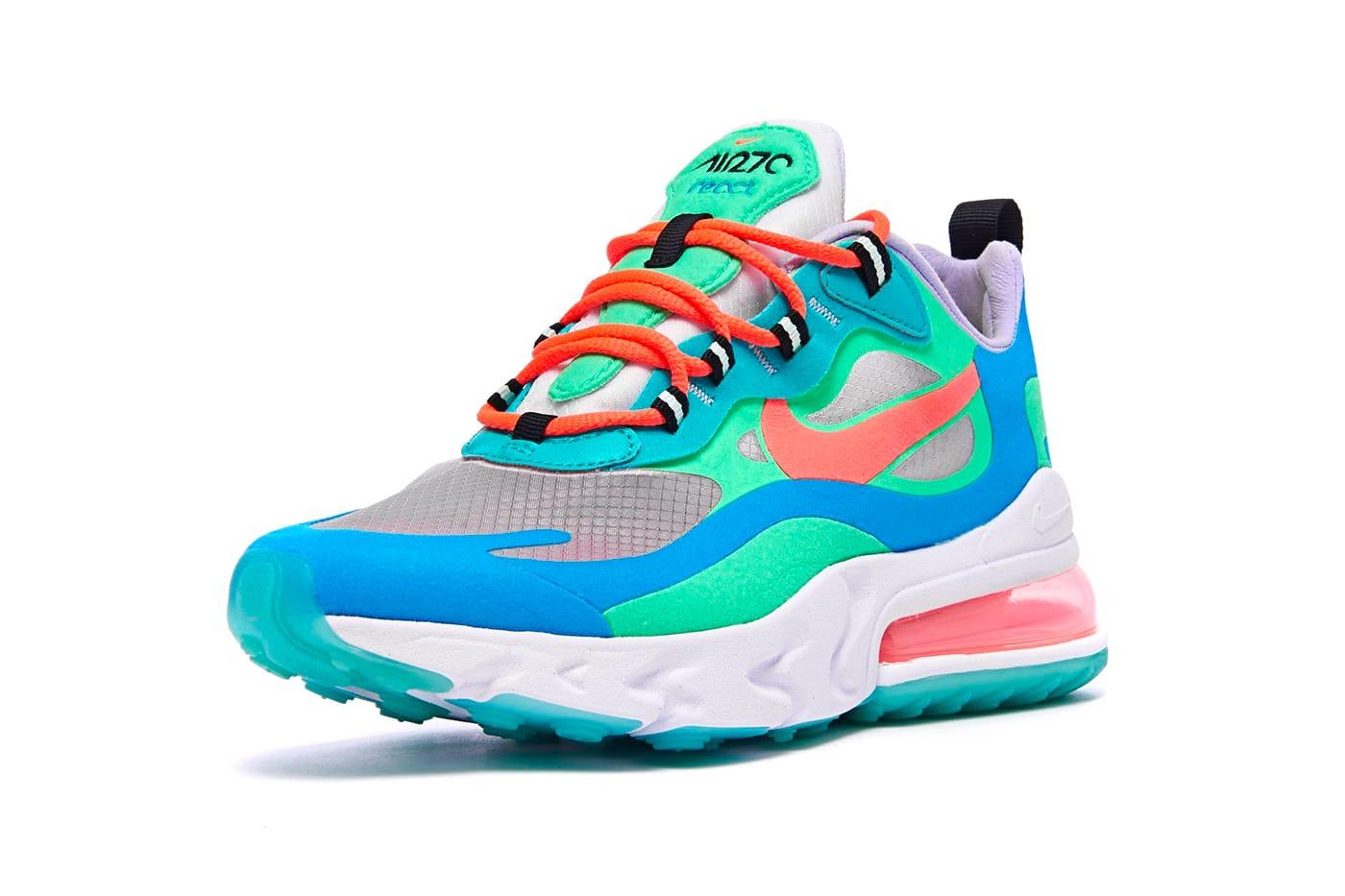 nike air max 270 colorful