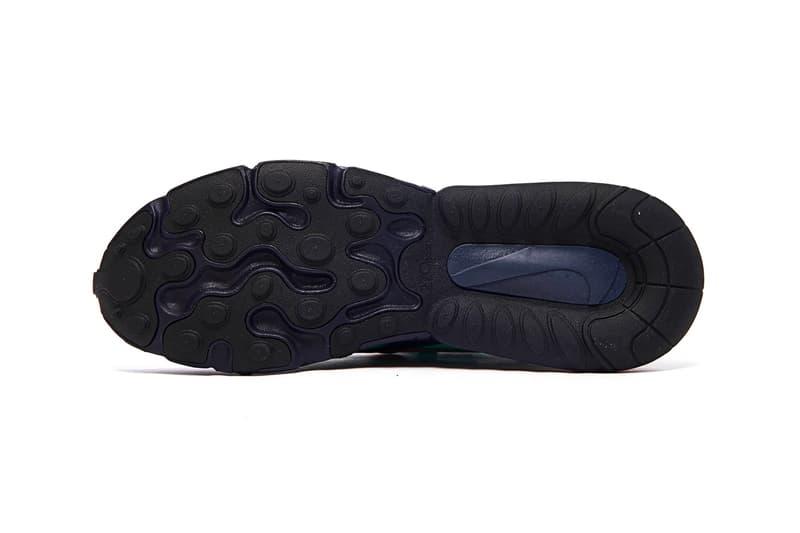 Nike Air Max 270 React Electro Green Flash Crimson Hyper Jade Release Info AO4971-300 AT6174-300 AO4971-301