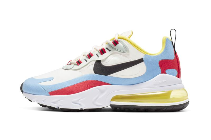 Nike Air Max 270 React sneaker where to buy price release 2019
