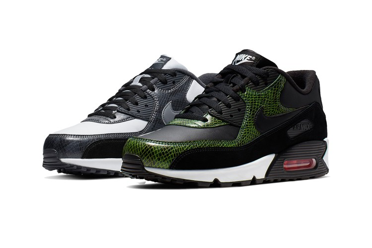 factory price 08b50 4c9ec Nike Unveils Scaly Reptilian-Inspired Air Max 90 Pack