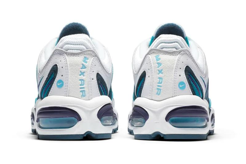 nike air max tailwind 4 iv spirit teal blue colorway release june 2019