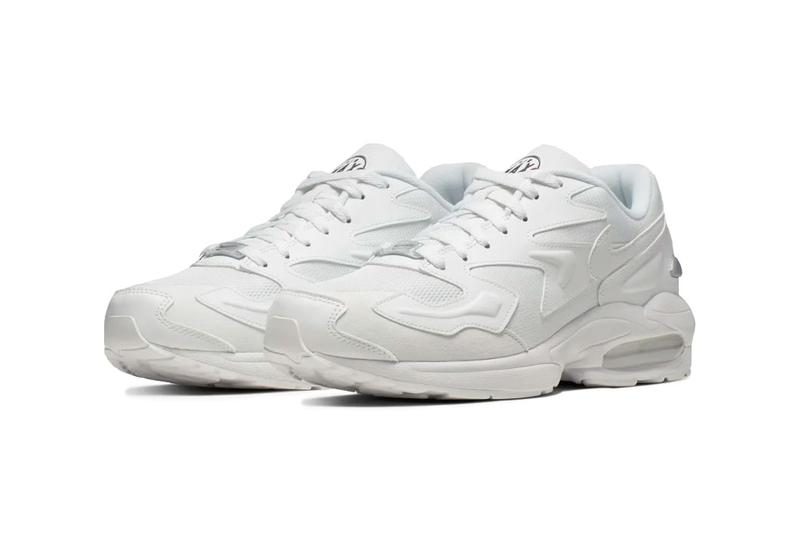"Nike Air Max2 Light ""Triple White"" Colorway release date info buy june 7 2019"