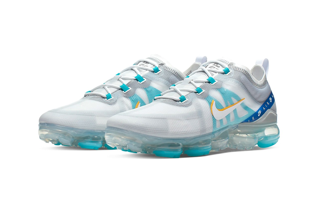Nike Air VaporMax 2019 Blue,Jade,Green
