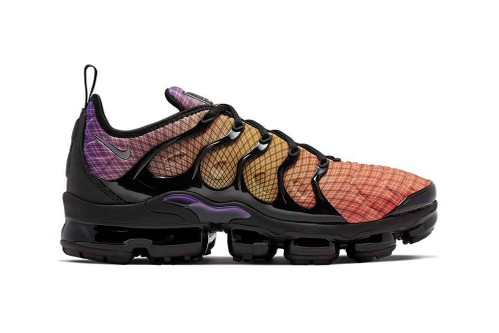 "Nike Air VaporMax Plus Surfaces in Ombré ""Desert Sunset"""
