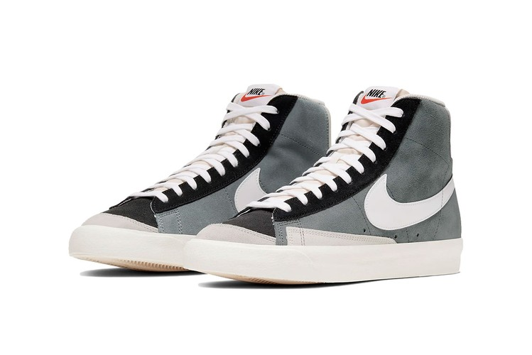 separation shoes 249f1 df9bd Nike s Blazer Mid  77 Vintage Receives Monochrome Makeover
