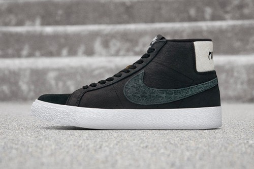 Nike Taps Elissa Steamer's Gnarhunters for Understated SB Zoom Blazer Mids