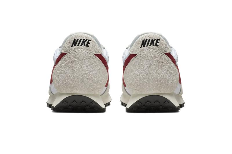 Nike Daybreak Silhouette Release After 30 Years sneakers shoes retro vintage vegas gold cool grey university red white classic