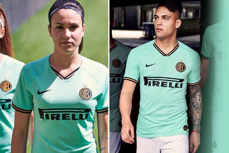 detailed look 20f10 4114e Nike Football Unveils Inter Milan 2019/2020 Away Kit | HYPEBEAST