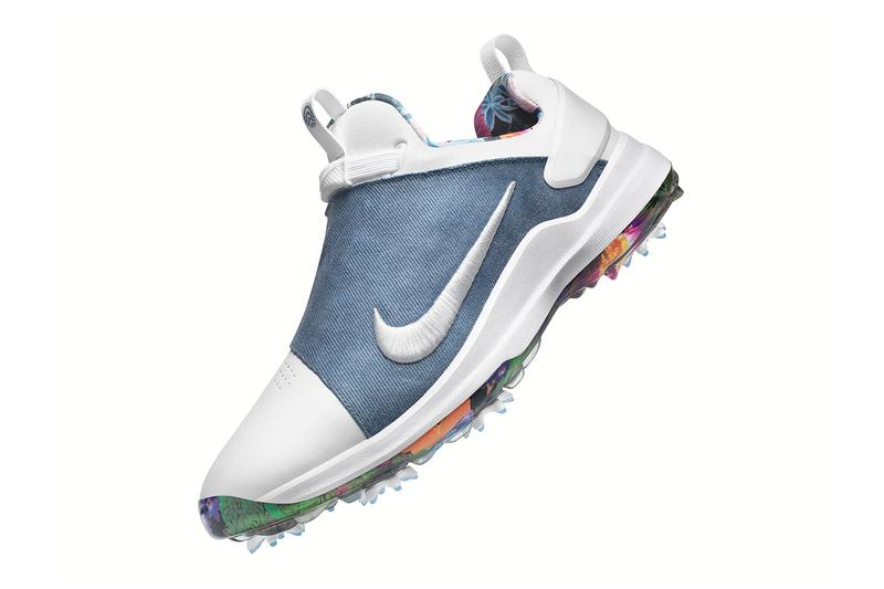 Nike and Jordan No Denim Allowed Pack Jordan XI Low Golf Nike Air Max 1 Golf React Vapor 2 Roshe G Tour Premiere Air Zoom Victory Tour