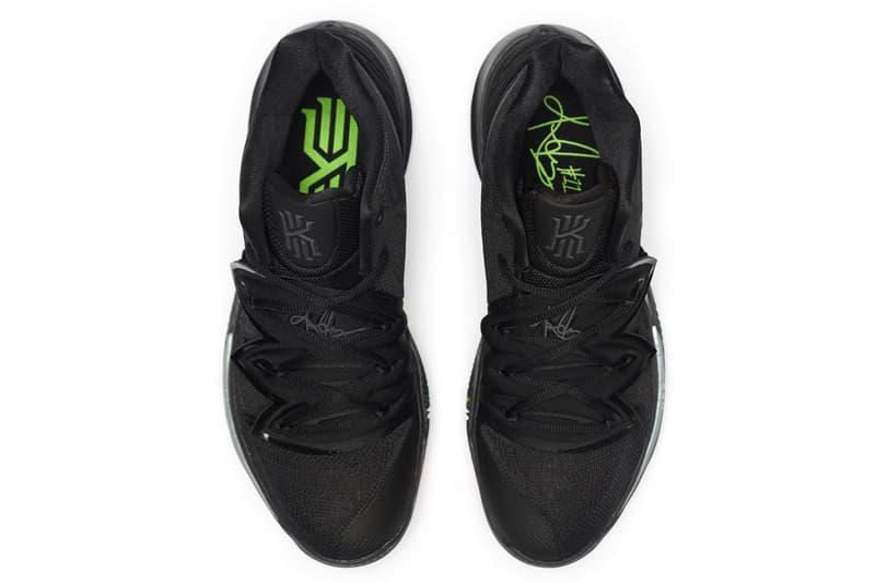 Nike Kyrie 5 Black Rainbow Soles