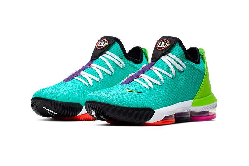 sports shoes 7f06f 9eefd Nike LeBron 16 Low