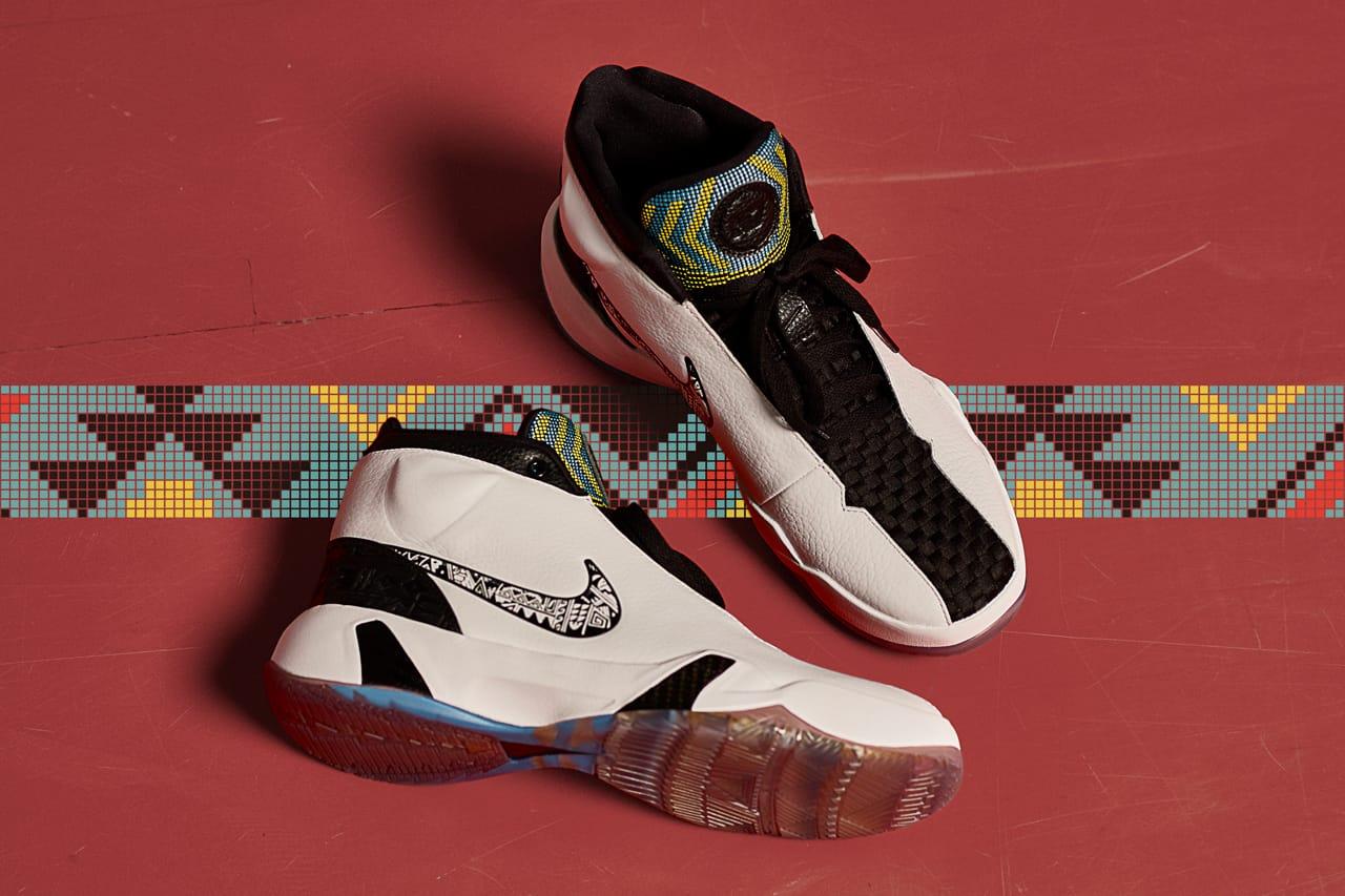 Nike x Tinker Hatfield N7 Collection