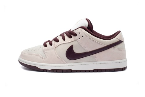 "The Nike SB Dunk Low ""Desert Sand/Mahogany"" Is Available Now"