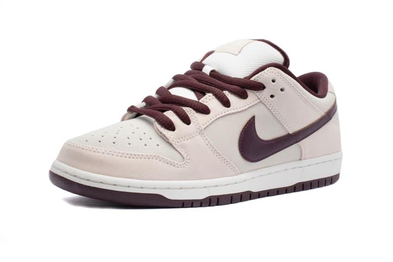 Nike SB Dunk Low Desert Sand Mahogany Release Info BQ6817-004