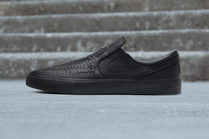 Nike SB Zoom Stefan Janoski Woven Slip RM Release Info