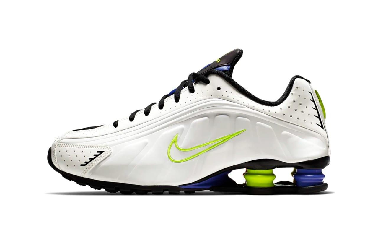 Nike Shox R4 Sneaker Release Where To
