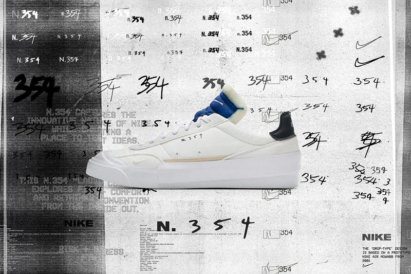 Nike Announces New N 354, THE10TH & D/MS/X Lines | HYPEBEAST
