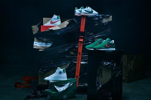 Nike & 'Stranger Things' Debut Collaborative Cortez, Blazer & Tailwind