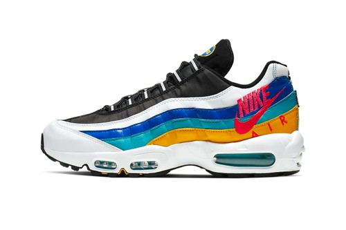 Nike Revisits the '90s With Its Windbreaker-Inspired Air Max 95