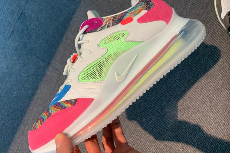 new product 16c3a 80e09 Odell Beckham Jr. x Nike Air Max 720 Collab | HYPEBEAST