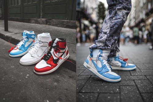 The Off-White™ x Air Jordan 1 May Be Dropping in Kids Sizes This Fall