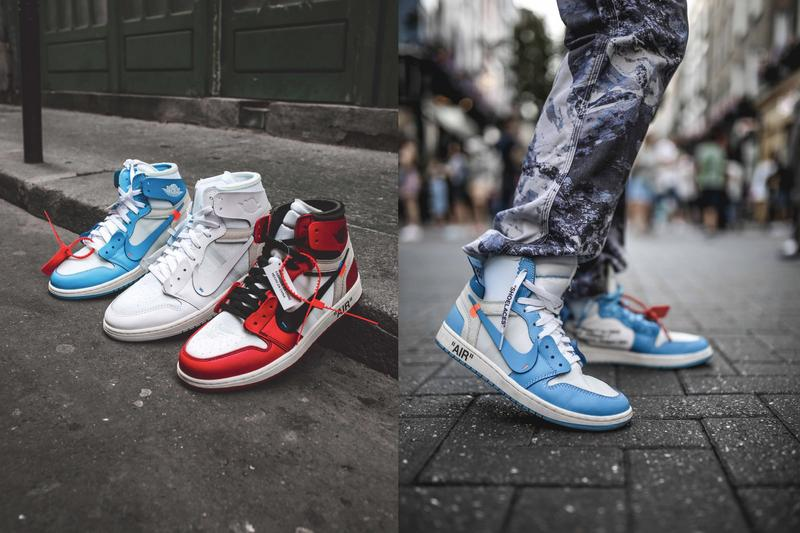 sale retailer 53435 1bccf Off-White x Air Jordan 1 Releasing in Kids Sizes | HYPEBEAST