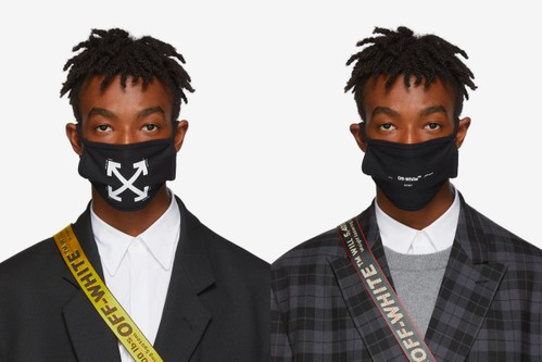 Off-White™ Releases Simple Arrows & Logo Masks