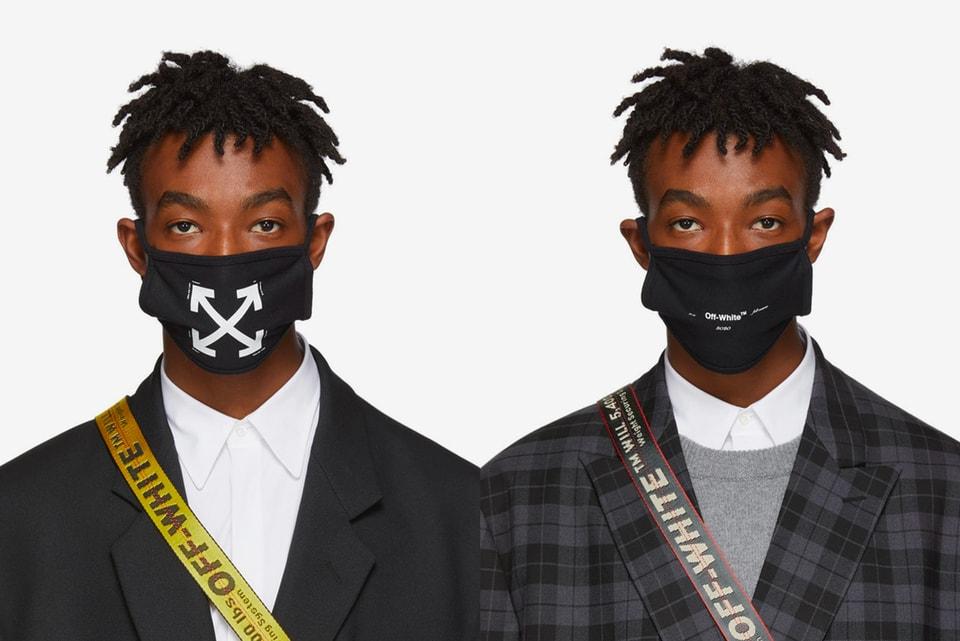 Off-White™ Arrows & Logo Masks Release | HYPEBEAST