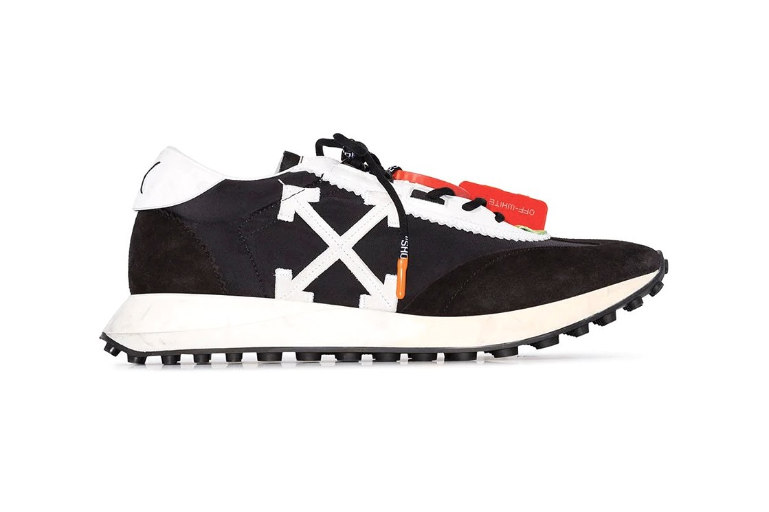 off white running shoes